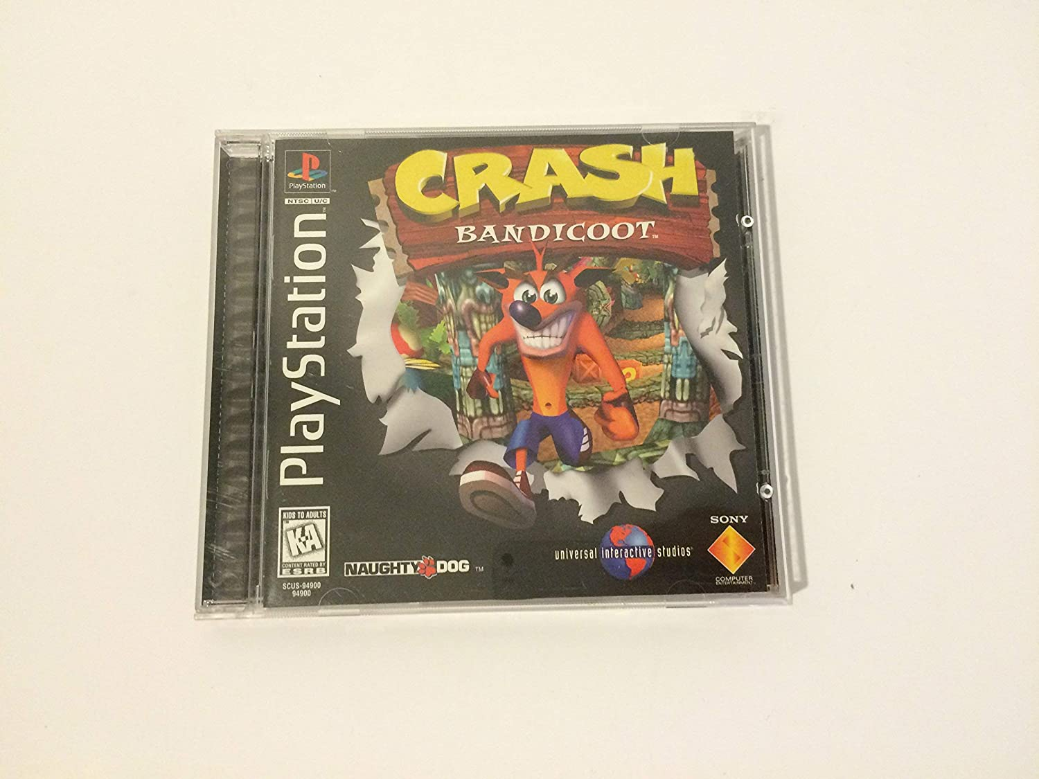 Amazon.com: Crash Bandicoot (Renewed): Video Games