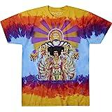 Liquid Blue Men's Jimi Hendrix Axis Bold As Love T-Shirt