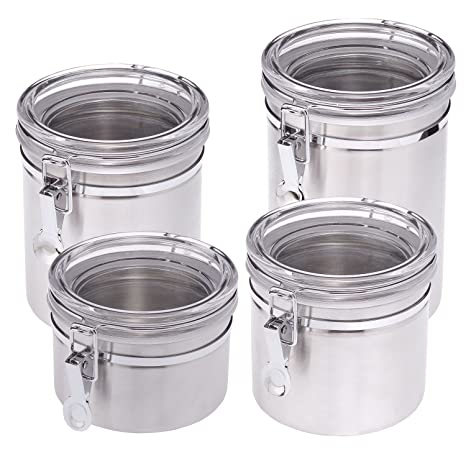 Supreme Housewares Air Tight Canister Set