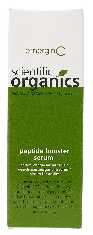 Amazon.com: emerginc Scientific Organics – Péptido Booster ...