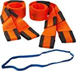 Forearm Forklift Lifting and Moving Straps for Furniture, Appliances, Mattresses or