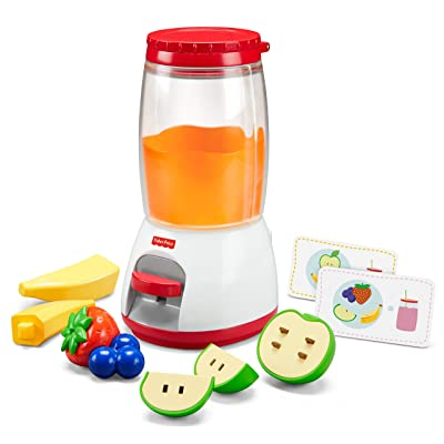 Fisher-Price Mix & Serve Smoothie Maker: Toys & Games