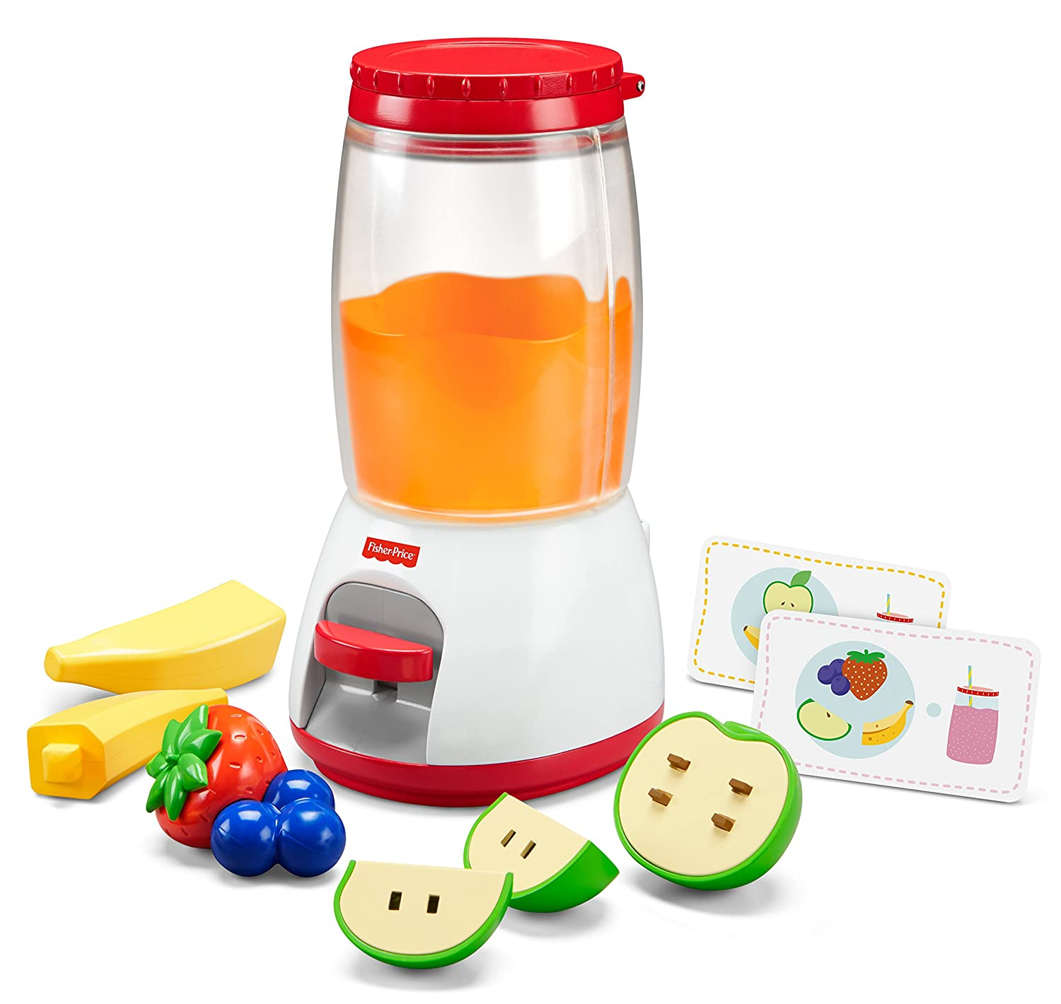 Amazon.com: Fisher-Price Mix & Serve Smoothie Maker: Toys & Games