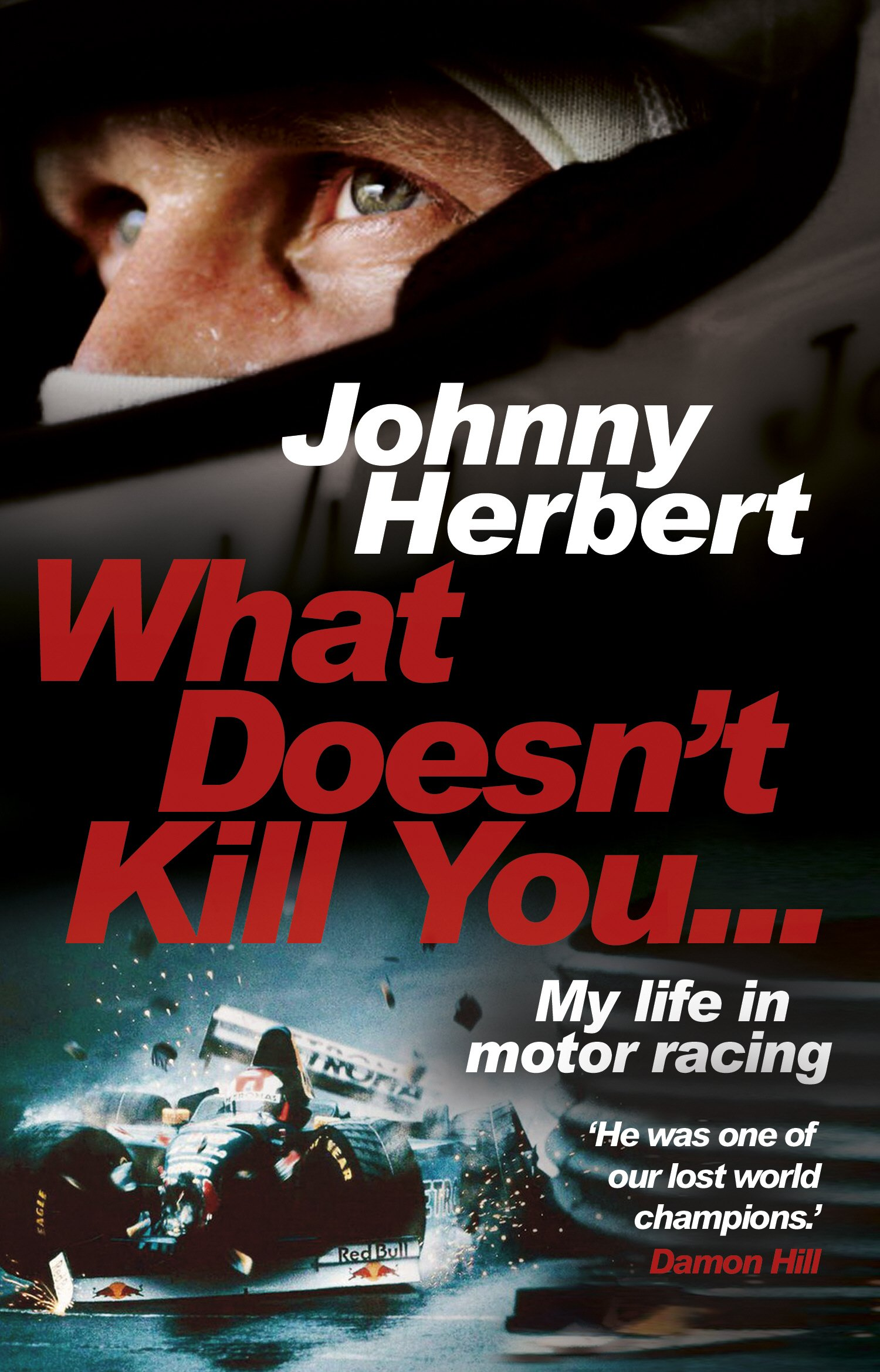 What Doesn't Kill You...  My Life In Motor Racing