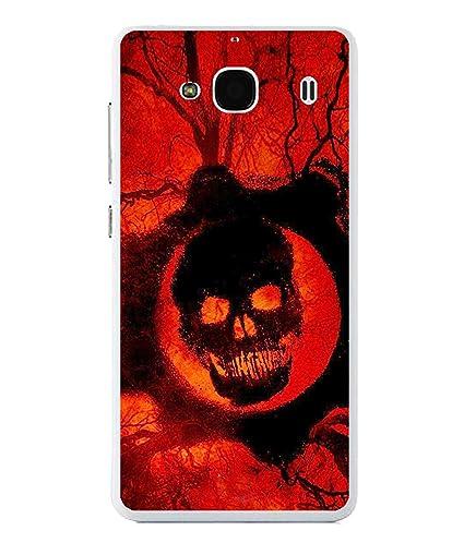 purchase cheap 2a3f3 21d80 PrintVisa Killer Red Eyes High Gloss Designer Back Case: Amazon.in ...