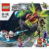 LEGO Galaxy Squad - 70702 - Jeu de Construction - L'attaque de l'insecte