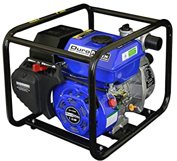 amazon com duromax xp650wp 3 inch intake 7 hp ohv 4 cycle 220 duromax xp650wp 3 inch intake 7 hp ohv 4 cycle 220 gallon