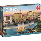 Jumbo Jumbo Premium Puzzle Collection 'Las Vegas, USA' 1,000 Piece Jigsaw Puzzle