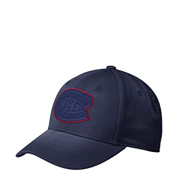 huge selection of 71c5a 00d4f Navy Montreal Canadiens NHL 47 MVP Primary Cap Adjustable