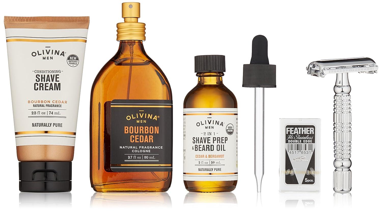 Olivina Men Grooming Essentials Kit