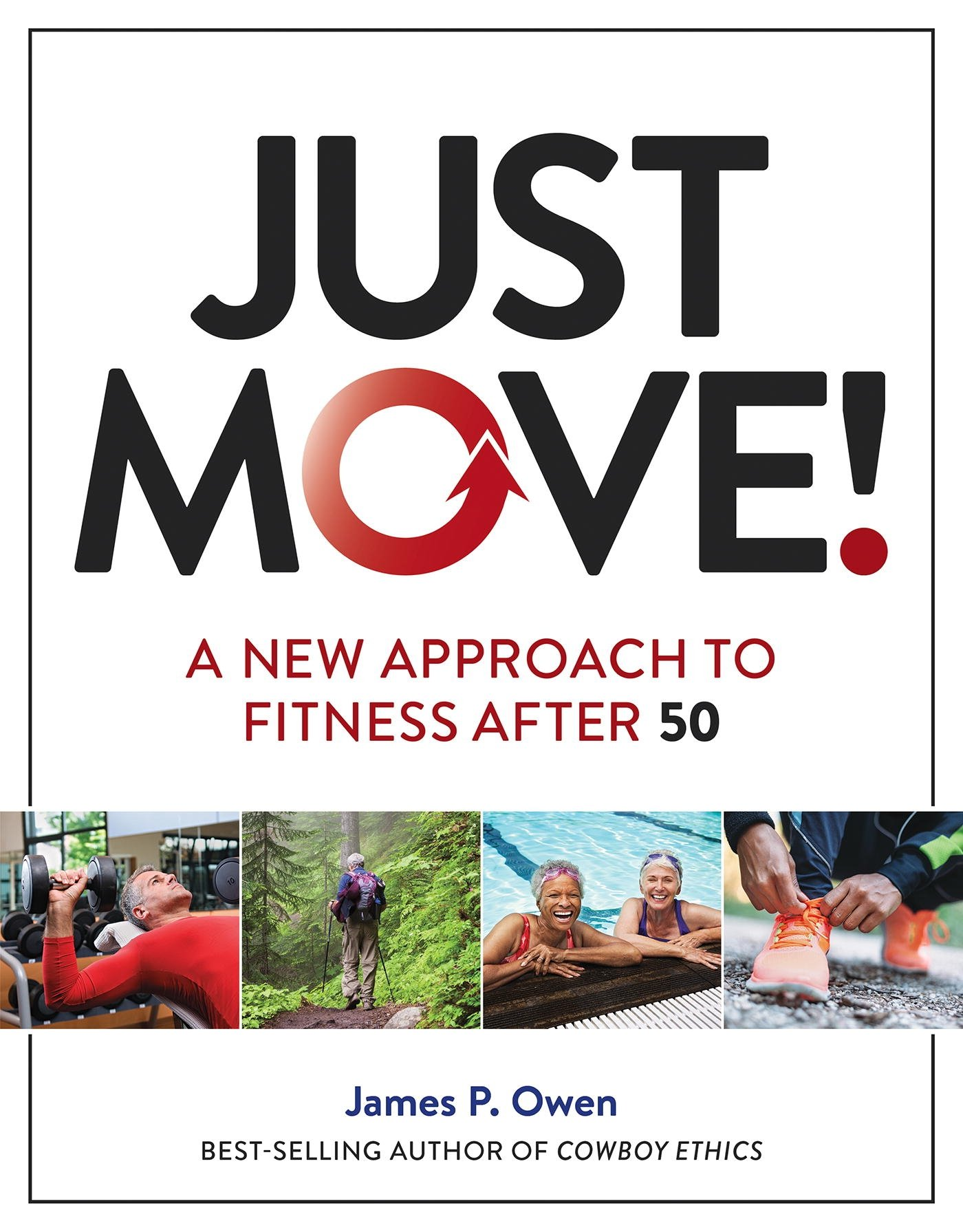 Amazon just move a new approach to fitness after 50 a new approach to fitness after 50 9781426218651 james p owen books xflitez Image collections