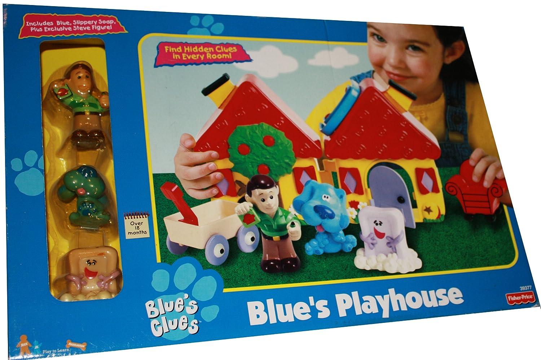 slippery soap blue s clues. Amazon.com: Blue\u0027s Clues - Playhouse Includes Blue, Slippery Soap And Exclusive Steve Figure: Toys \u0026 Games Blue S