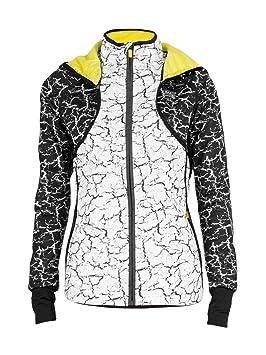 TAO Sportswear W S Jacket, Calientes Unidad Mujer Chaqueta con Capucha Desmontable. La