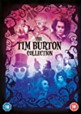 Tim Burton Collection - 8-DVD Box Set ( Batman / Batman Returns / Beetlejuice / Mars Attacks! / Pee-wee's Big Adventure / Charlie and the Chocola [ NON-USA FORMAT, PAL, Reg.2 Import - United Kingdom ]