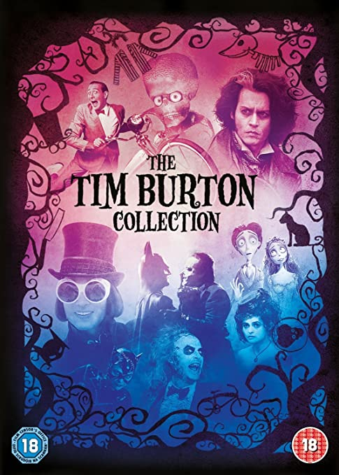 Tim Burton Collection Edizione: Regno Unito Reino Unido DVD: Amazon.es: Movie, Film: Cine y Series TV