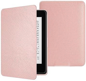 MoKo Kindle Paperwhite Funda - Ultra Slim Ligera Smart Shell Case ...