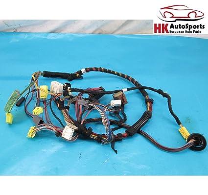 amazon com: jaguar vanden plas xj8 xjr front right passenger side seat wire wiring  harness: automotive