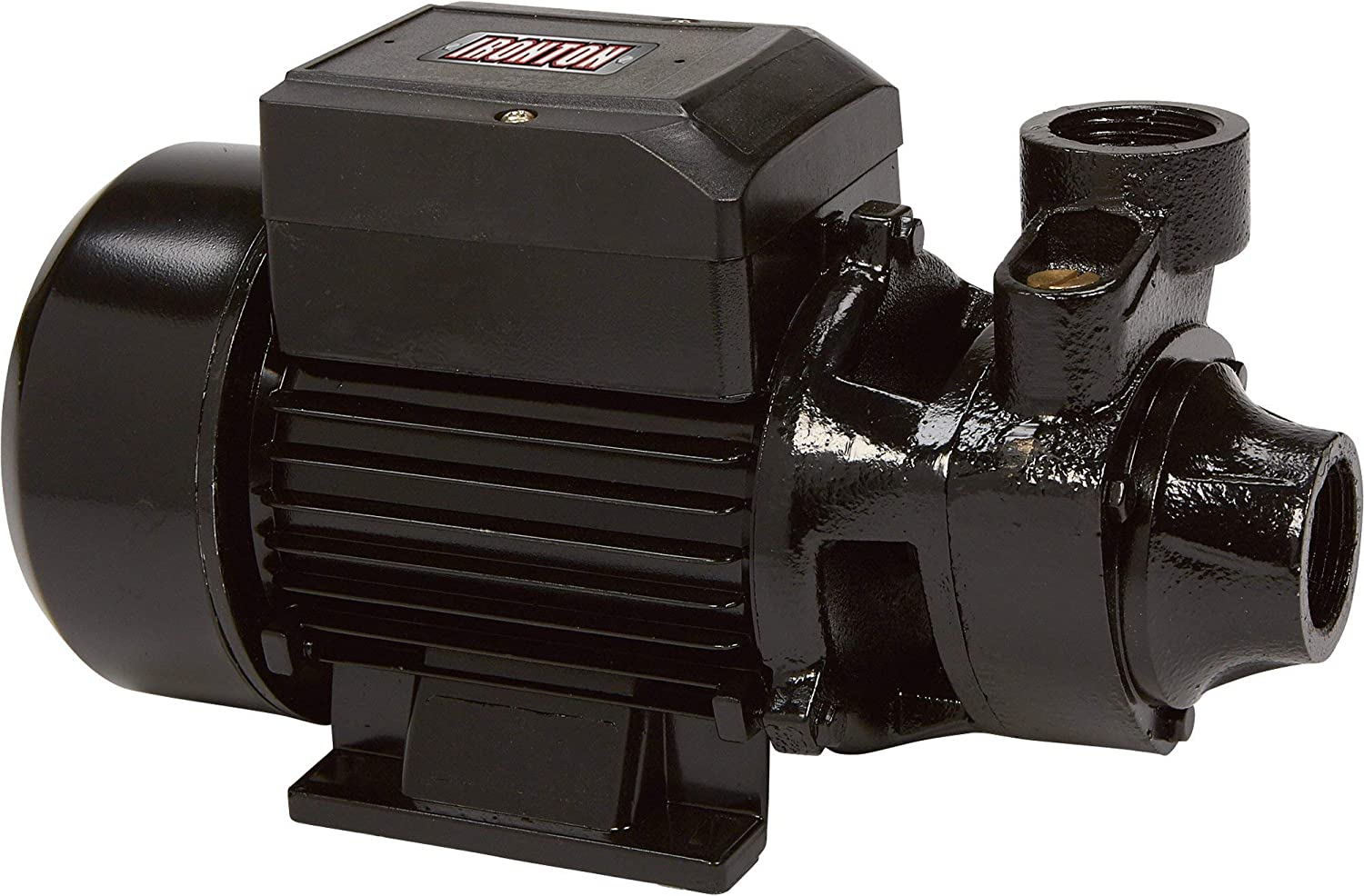 Ironton Cast Iron Clear Water Pump - 582 GPH, 1/2 HP, 1in. Ports