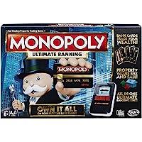 لعبة مونوبولي نسخة التيميت بانكينج من هاسبرو