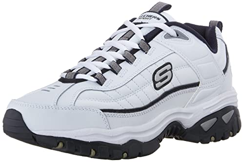 54d10f27f30d Skechers Men s Afterburn Lace-up Sneakers  Buy Online at Low Prices ...