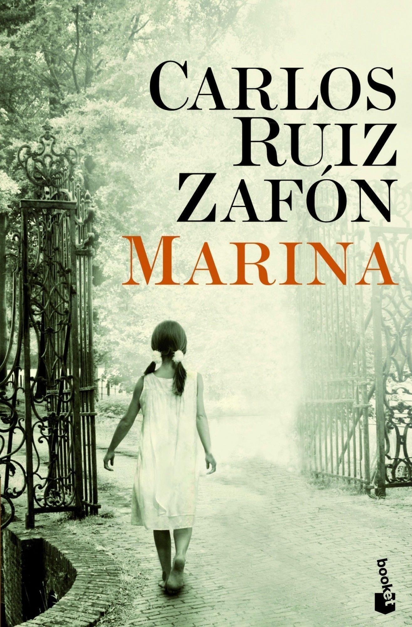 Marina by Carlos Ruiz Zafon