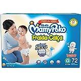 Fralda-Calça, MamyPoko, Tam. G (9kg a 14kg), Caixa com 72 unid.