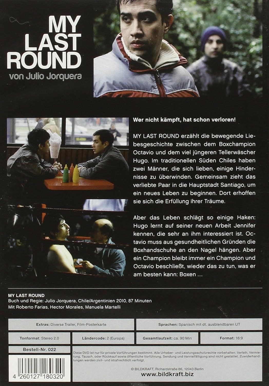 Amazoncom My Last Round 1 Dvd Spanisches Omu Movies Tv
