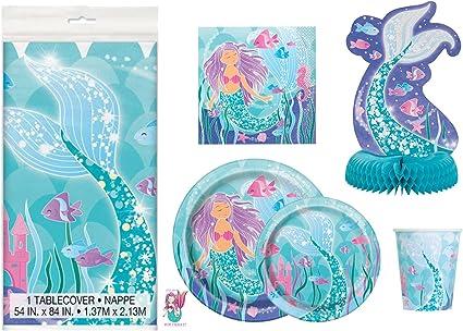 Amazon.com: Sirenita Deluxe - Paquete de suministros para ...