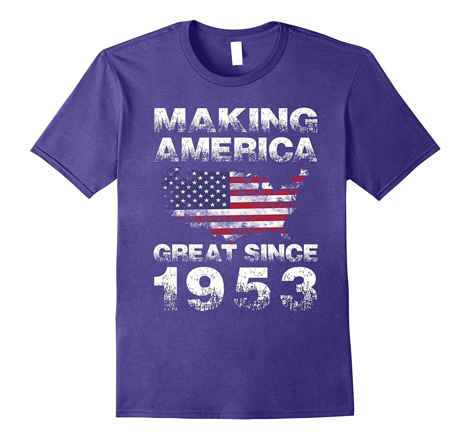 64th Birthday Gift Ideas for Men/ Women - 64 Years Old Shirt-4LVS