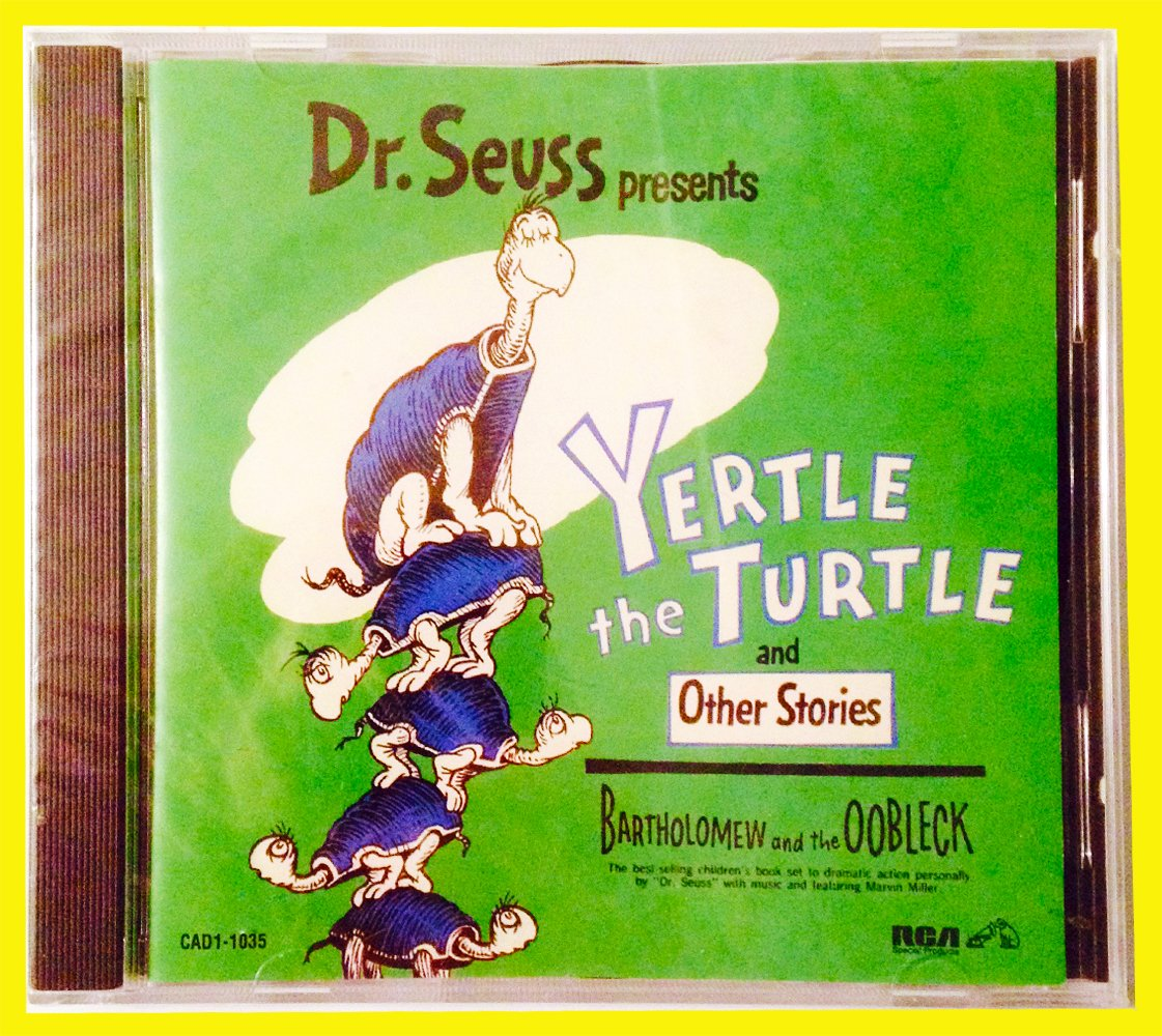 Dr Seuss Presents: Yertle the Turtle & Other Stories