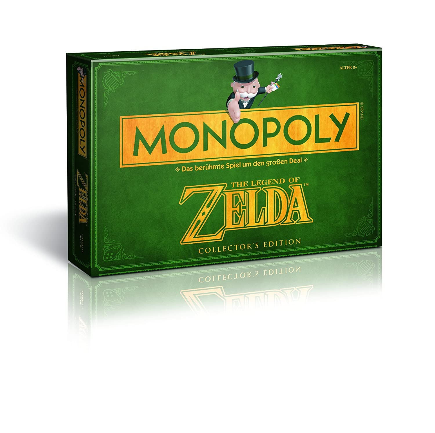Winning Moves 43508 - Monopoly: The Legend of Zelda Collector\'s ...
