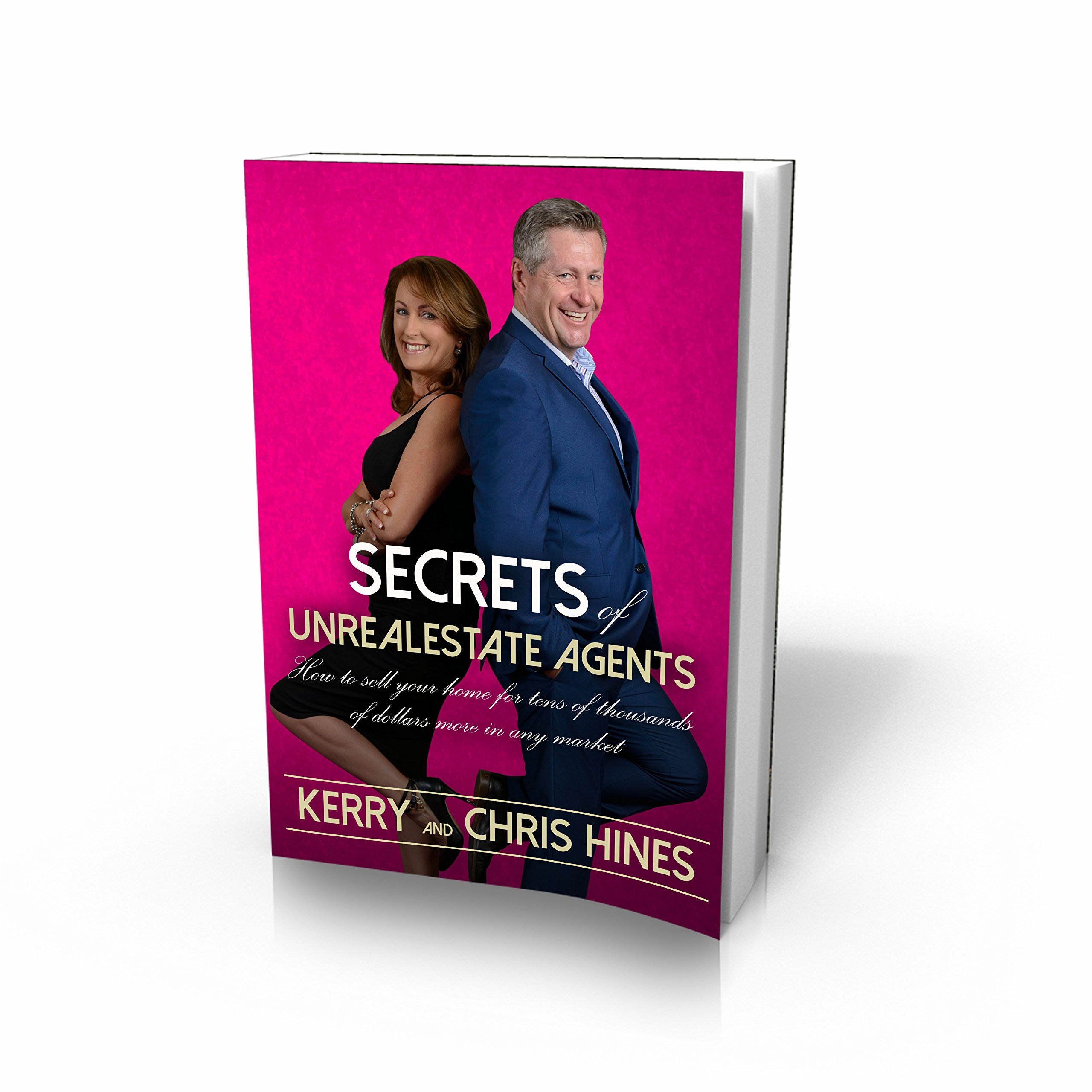 Download The Secrets of Unrealestate Agents, How to Get Tens of Thousands of Extra $$$s for your Home in Any Market pdf