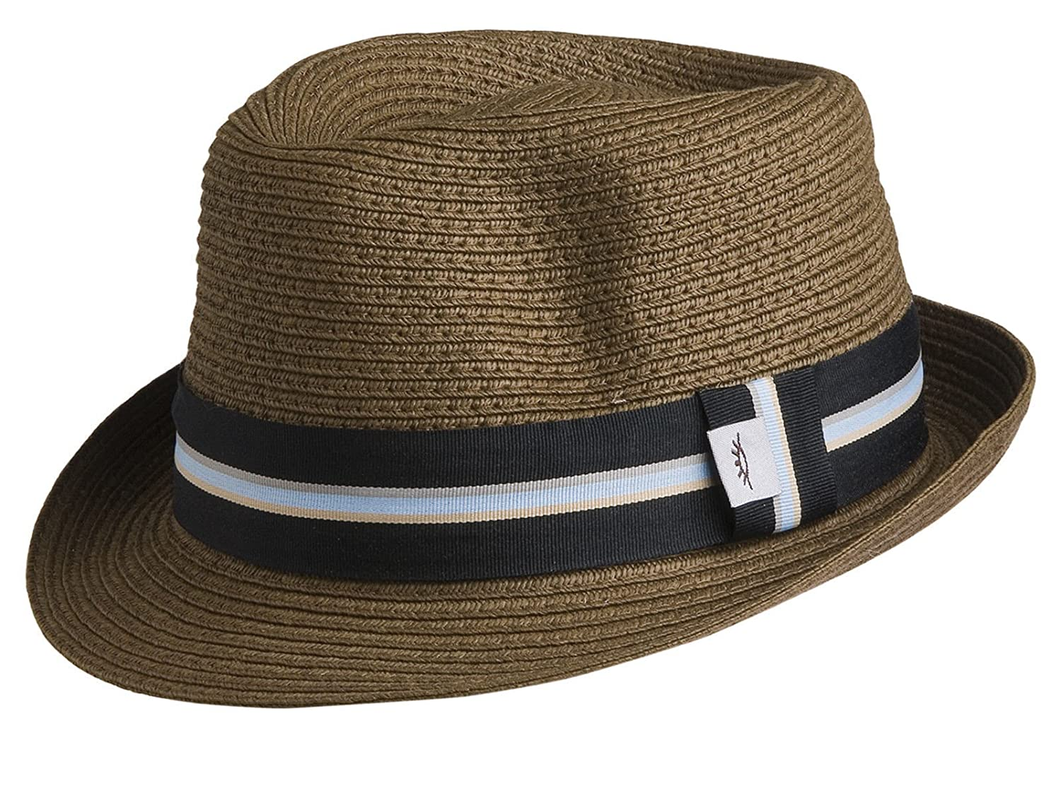 2e58cfab5b6 Conner Hats Men s Spencer Summer Fedora Hat at Amazon Men s Clothing store