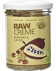 Simply Raw Crema Crudivegana de Cacao y Almendras - 170 gr