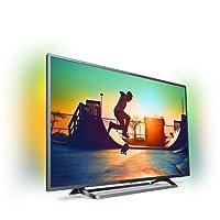 """Philips 6000 series Téléviseur LED Smart TV ultra-plat 4K 49PUS6262/12 écran LED - écrans LED (124,5 cm (49""""), 3840 x 2160 pixels, 350 cd/m², 16:9, 123 cm, 16 W)"""