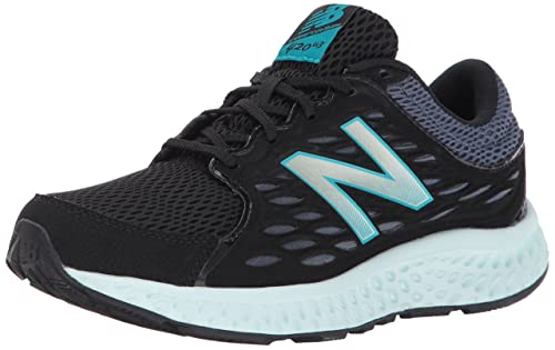 Nero 41.5 EU NEW BALANCE W420 SCARPE SPORTIVE INDOOR DONNA BLACK/THUNDER