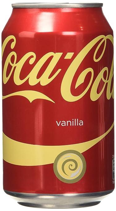 26 opinioni per Coca Cola Cola Alla Vaniglia- 4 pezzi da 330 ml [1320 ml]