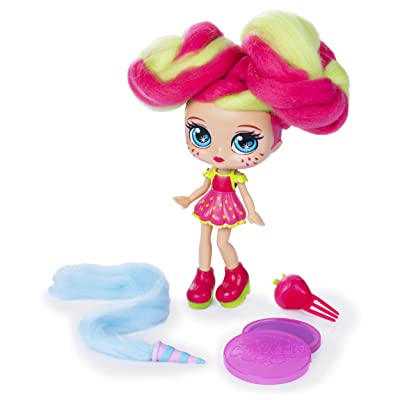 Candylocks 7-Inch Straw Mary, Sugar Style Deluxe Scented Collectible Doll with Accessories: Toys & Games