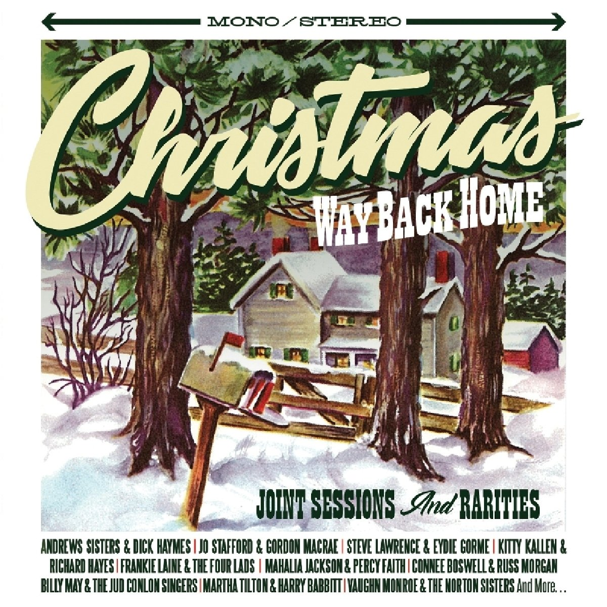 Christmas Way Back Home: Joint Sessions & Rarities / Various