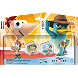 Pack Toy Box 'Disney Infinity' - Phineas et Ferb