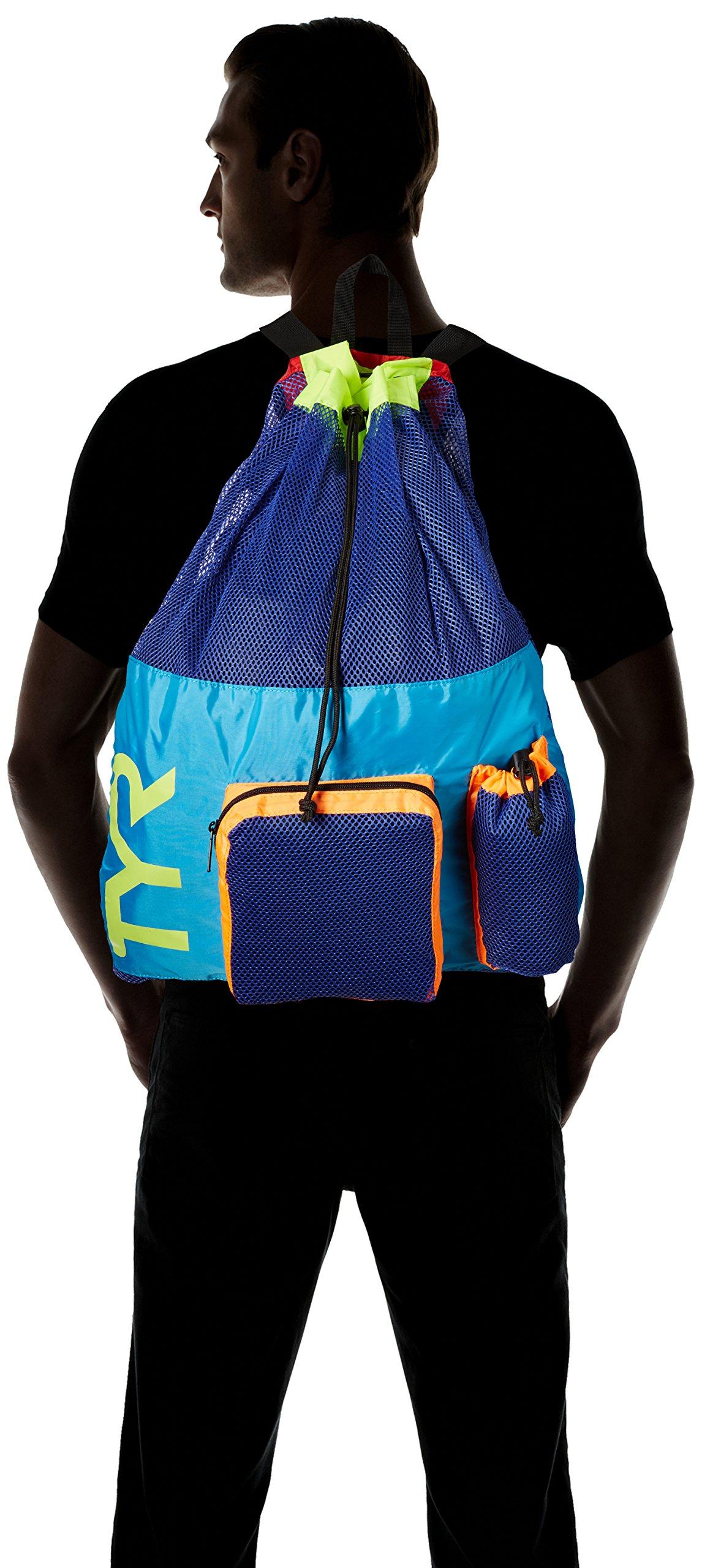 a3eedabad5 TYR Big Mesh Mummy Backpack