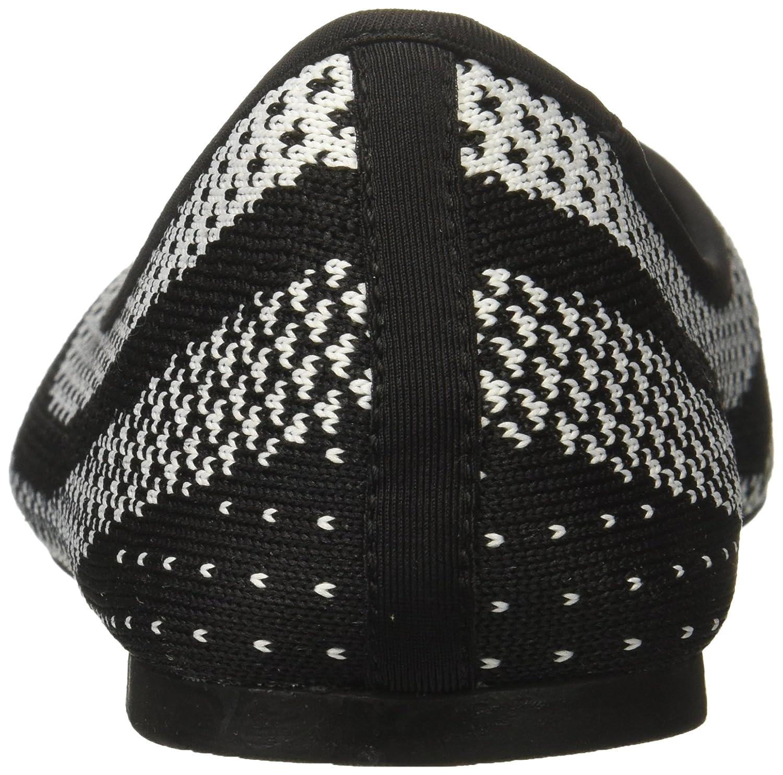 Skechers Women's Cleo Hot Dot B(M) Ballet Flat B01NBINI3D 8 B(M) Dot US|Black/White 7b4af0