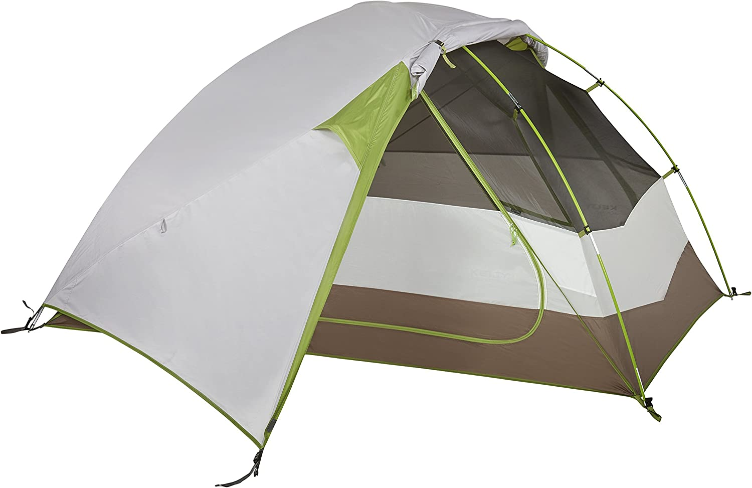 2 Person Kelty Unisexs Acadia 2 Dome Tent Brown