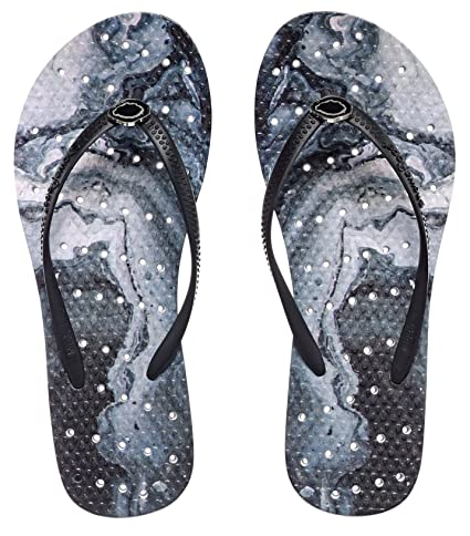 4dec94311 Amazon.com  Showaflops Womens  Antimicrobial Shower   Water Sandals ...