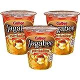 カルビー Jagabee バターしょうゆ味 40g×3個