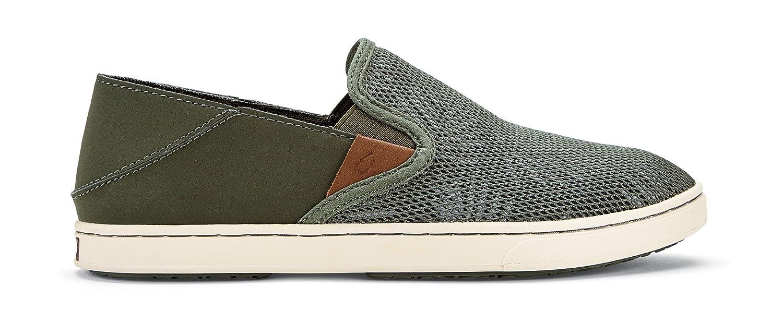 OLUKAI Pehuea Shoes - Women's B07932XVQV 6.5 M US|Dusty Olive/Palm