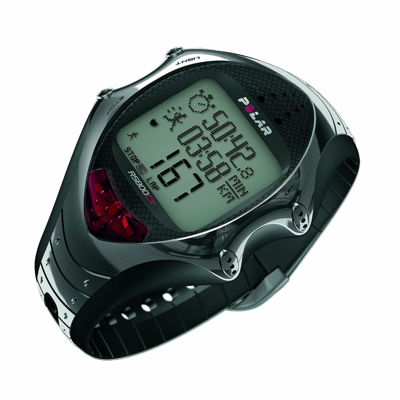 Polar Pack RS800CX GPS (Incluye G3) - Reloj para triatlón ...