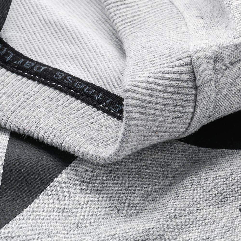 Sylar Sudaderas para Hombre Deporte Simple Impresión Cuello ...