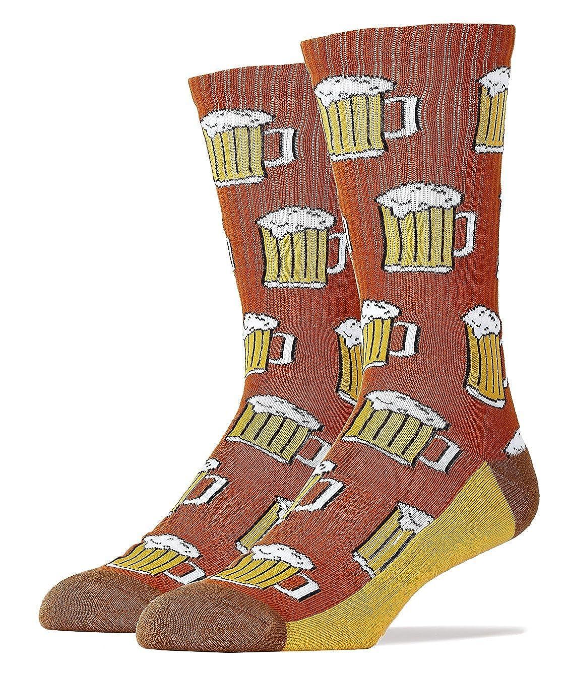 Beer Me! Men's Crew Socks Beer Me! Men' s Crew Socks JY Instyle