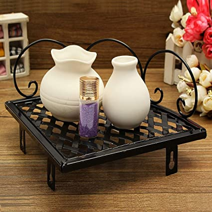 Buy Generic Aeneous : Fan-shape Bathroom Rack Decor Accessories ...